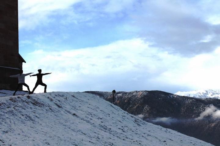 yoga-sulla-neve